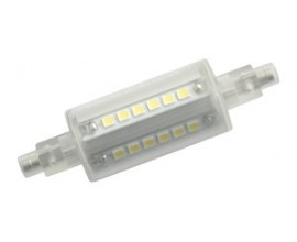 Bombilla LED lineal R7S, 78mm, 230 V, 5W