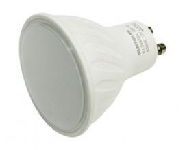 Bombilla LED GU10, 7W, regulable