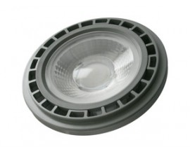 Bombilla LED AR-111, 15W, 230VAC, base GU10