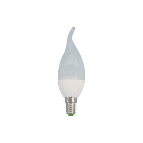 Bombilla LED SMD. Flama.