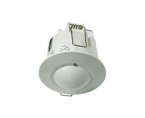 Detector de movimiento por microondas. Empotrable techo
