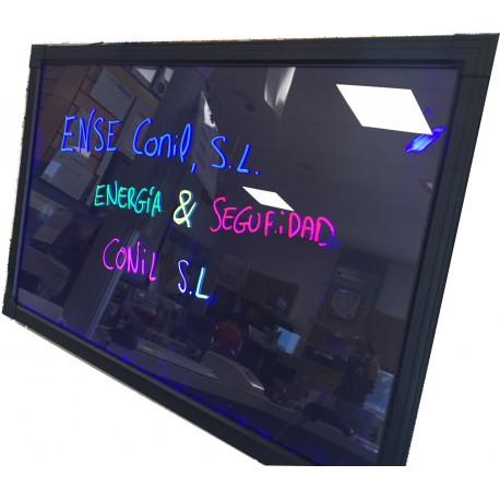 Pizarra LED RGB