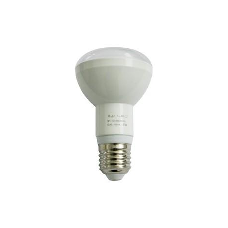 Bombilla LED reflectora R63, E-27, 8 W