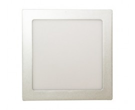Downlight LED 18 W, cuadrado, empotrable