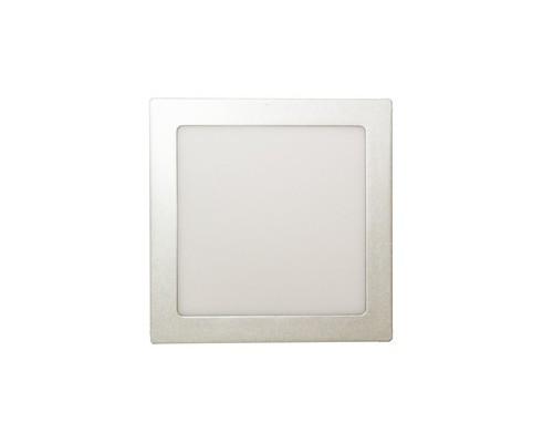 Downlight LED 18 W, cuadrado, empotrable