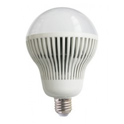 Bombilla LED de alto voltaje 50W. E-40